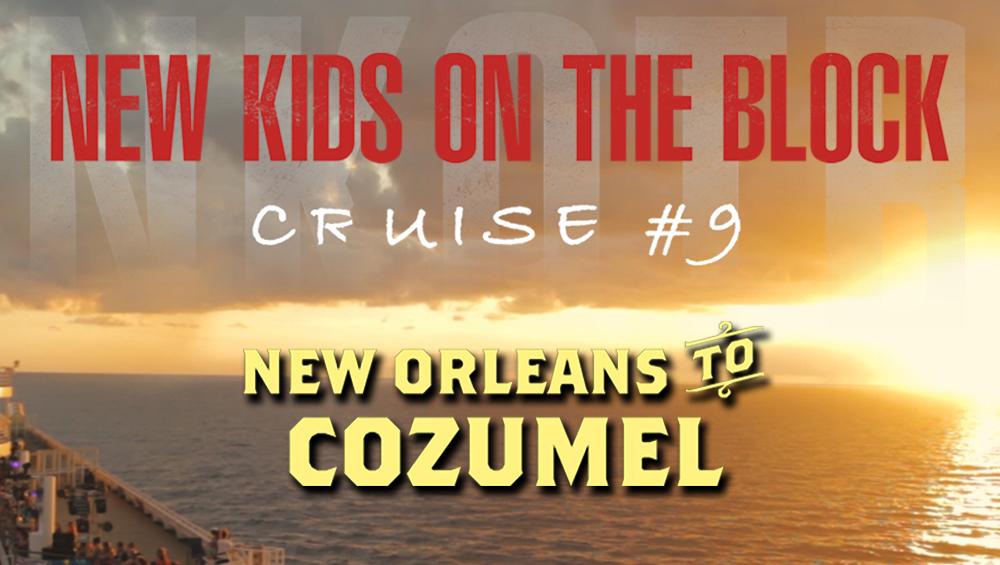 NKOTB Cruises